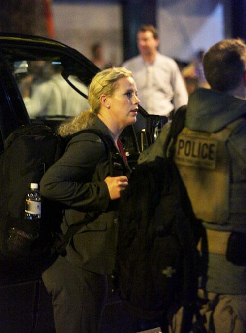 Xem đặc vụ Mỹ bảo vệ Obama trong đêm tại Hà Nội-7