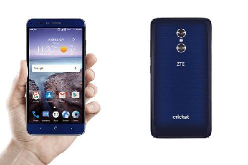 ZTE ra mắt smartphone camera kép giá 4,5 triệu đồng - 2