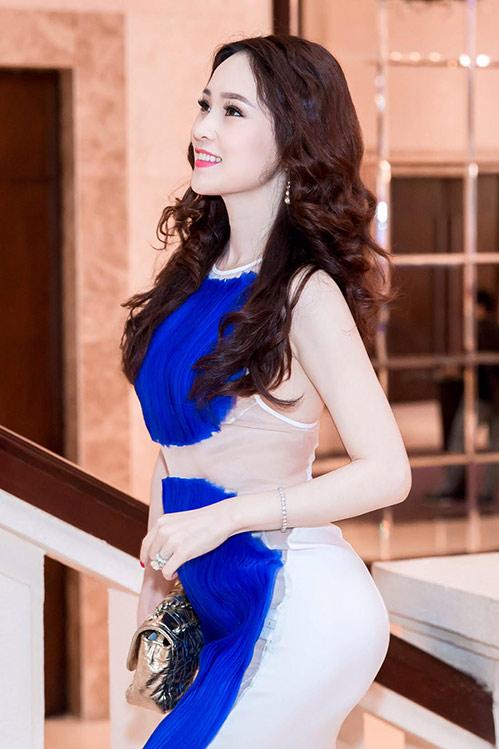 Á hậu Thái Như Ngọc đẹp ngọt ngào, hút hồn người đối diện-6