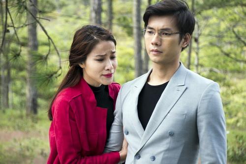 """ban trai ngoc lan """"doi dau"""" nhan phuc vinh trong phim - 3"""