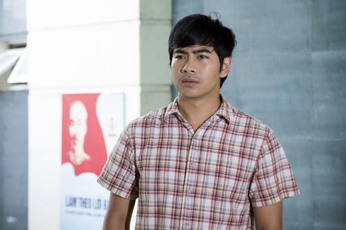 """ban trai ngoc lan """"doi dau"""" nhan phuc vinh trong phim - 1"""