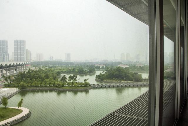 Cận cảnh phòng siêu sang hơn 140 triệu/đêm Tổng thống Obama ở khi đến Hà Nội-5