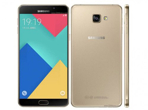 "galaxy a9 pro 2016 pin ""khung"" sap ve viet nam - 1"