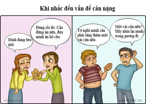 su khac nhau thu vi giua tinh ban cua dan ong va phu nu - 8