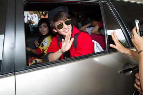 """my nam """"tinh yeu khong co loi"""" lien tuc """"tu suong"""" cung fan viet - 14"""
