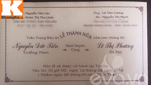 "thiep cuoi qua doi don gian cua ""gai que"" le thi phuong - 2"