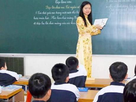 "sinh vien su pham ""san sang"" doi mat voi nguy co that nghiep - 1"