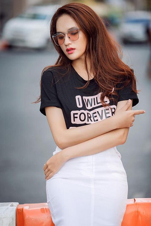 chia tay criss lai, huong giang idol cang xinh dep hon - 8