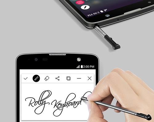 lg ra mat stylus 2 plus: smartphone tam trung man hinh sieu to - 3