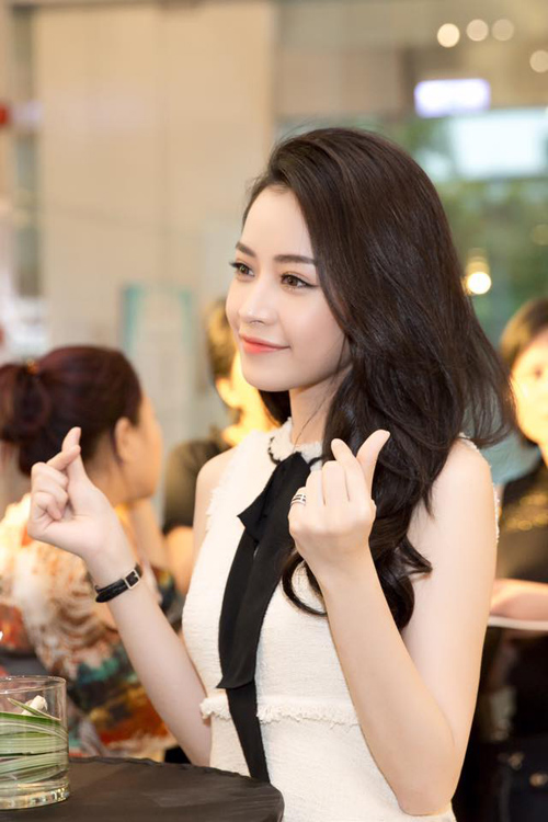 chipu dep nhu mong voi phong cach makeup trong suot - 7