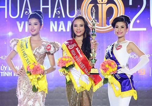 chuyen tinh yeu cua hoa hau, a hau vn 2014 - 1