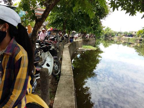 di cau ca, 3 chau be chet duoi thuong tam tai hue - 1