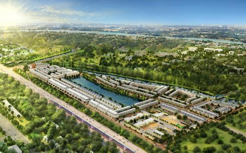 "lakeview city – ""don bay"" gia tang gia tri song - 2"