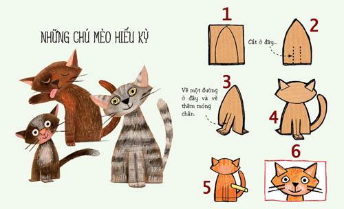 6 y tuong day tre kheo tay tu sach handmade cho thieu nhi - 3