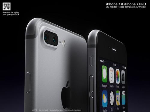 """iphone 7 lo anh dung """"nong bong tay"""" - 4"""