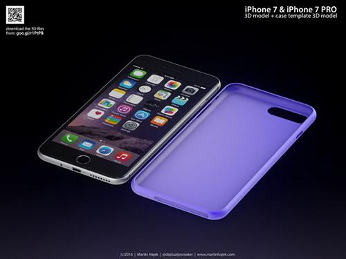 """iphone 7 lo anh dung """"nong bong tay"""" - 6"""