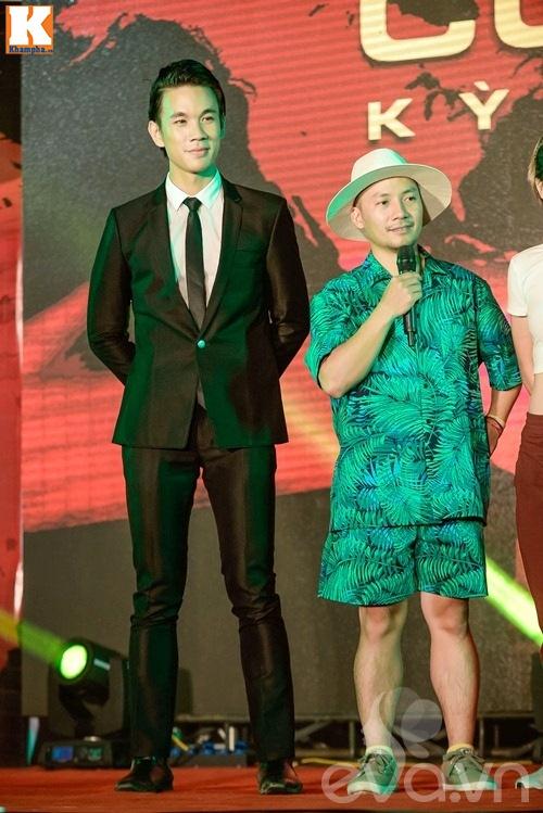 "huong giang idol vang mat, tien dat choi troi voi ""cay"" xanh let di nhan giai - 19"