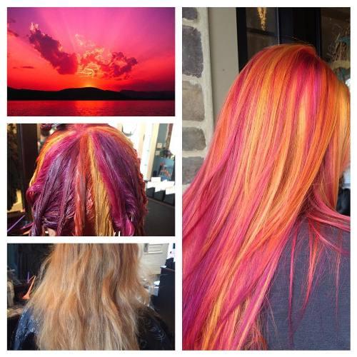"""Màu tóc nào đang khiến giới trẻ thế giới """"phát cuồng""""-1"""