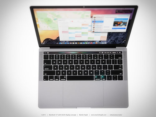 ngam macbook pro voi 2 man hinh apple ra mat it ngay toi - 5