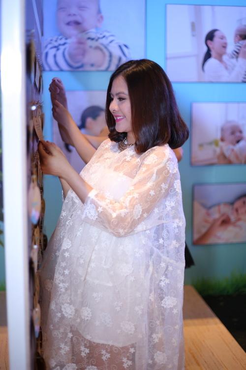 "phuong vy idol tai xuat ""tron tria"" sau 1 thang ruoi sinh con - 12"
