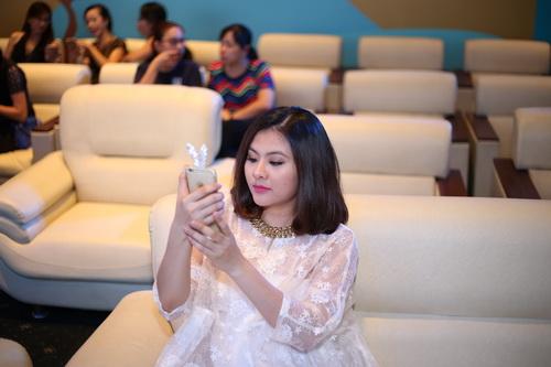 "phuong vy idol tai xuat ""tron tria"" sau 1 thang ruoi sinh con - 14"