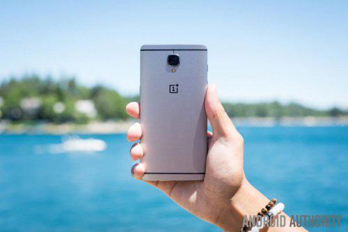 """""""ke huy diet smartphone cao cap"""" oneplus 3 ra mat, gia tot - 1"""