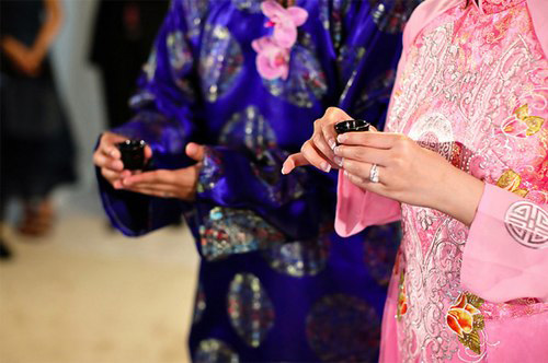 """Giải mã kiêng kị trong cưới hỏi (6): Cô dâu lãnh đủ sau cuộc đua """"át vía"""" chồng-1"""