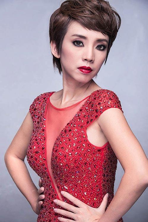 """""""Hoa hậu hài"""" Thu Trang - Sau nụ cười là nước mắt-5"""