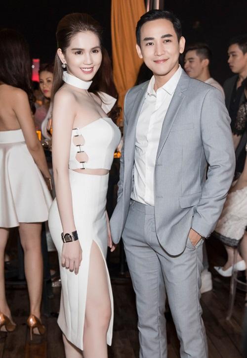 Ngọc Trinh đọ vẻ nóng bỏng với Hoa hậu Hàn Quốc-11
