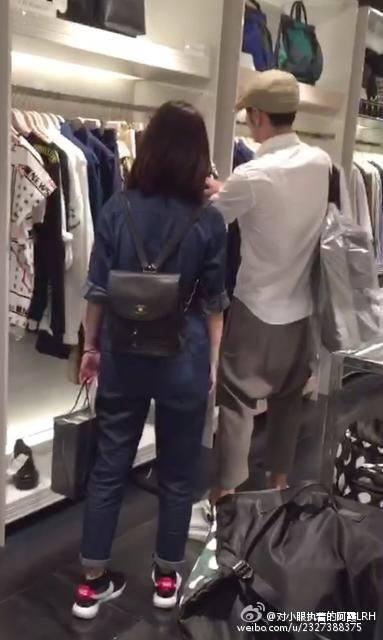 """""""Giáo chủ"""" Dương Thừa Lâm công khai cùng bạn trai đi mua sắm-2"""