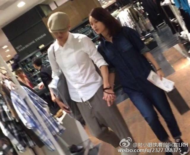 """""""Giáo chủ"""" Dương Thừa Lâm công khai cùng bạn trai đi mua sắm-1"""