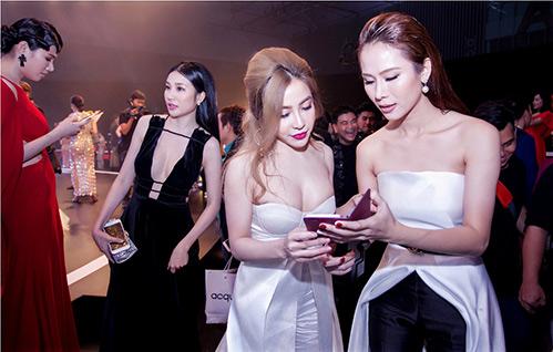 Jolie Nguyễn, Diệu Linh nổi bật giữa dàn người đẹp-2