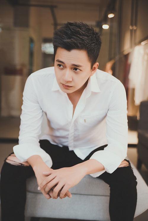 Ngô Kiến Huy xác nhận làm host Giọng hát Việt nhí 2016-4