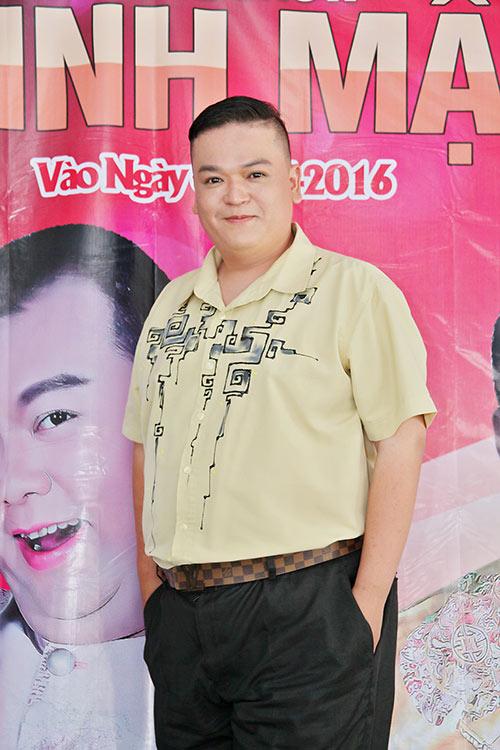phuc beo, uyen thao tham gia liveshow tu thien cua binh map - 1