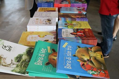 Ra mắt sách giáo dục giới tính toàn diện dành cho trẻ 3+-3