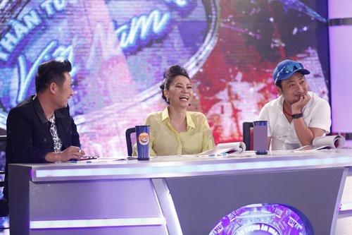 Thu Minh rời ghế nóng, nhảy sexy theo hit của Hồ Ngọc Hà-1
