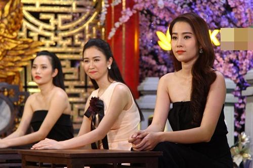 """Trường Giang điêu đứng vì """"chị em sinh đôi"""" Diệu Linh - Nam Em-5"""