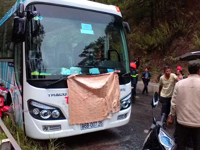 Tai nạn thảm khốc trên đèo Prenn, ít nhất 7 người chết-2