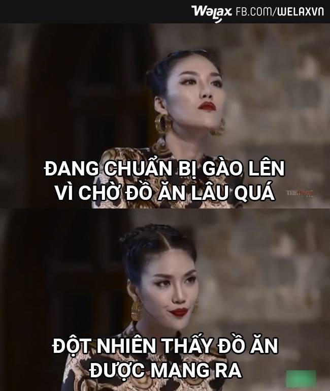 cuoi te ghe voi anh che bieu cam kho do cua lan khue - 5
