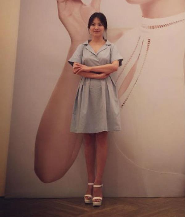 """""""bac si kang"""" song hye kyo tre dep khong ty vet - 5"""