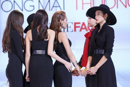 """ha ho sanh dieu """"vuot mat"""" pham huong, lan khue tren ghe nong - 7"""