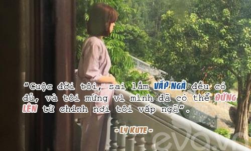 dau can co chong, ly kute van hanh phuc khi mot minh nuoi con! - 1