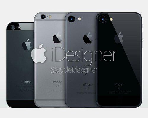 iphone 7 phien ban mau den huyen bi va lich lam - 4