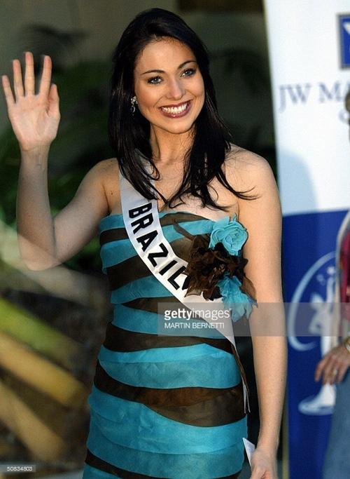 Hoa hậu Brazil bất ngờ tử vong ở tuổi 31-2