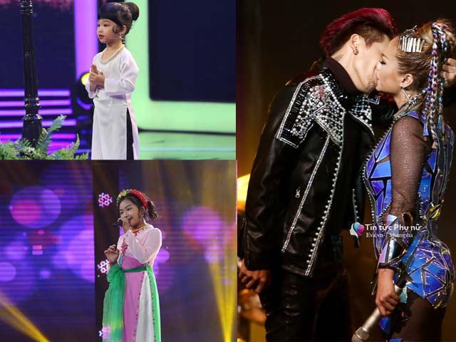 TV Show: NSND Thu Hiền khóc trên sóng truyền hình, Trác Thúy Miêu nhí gây sốt