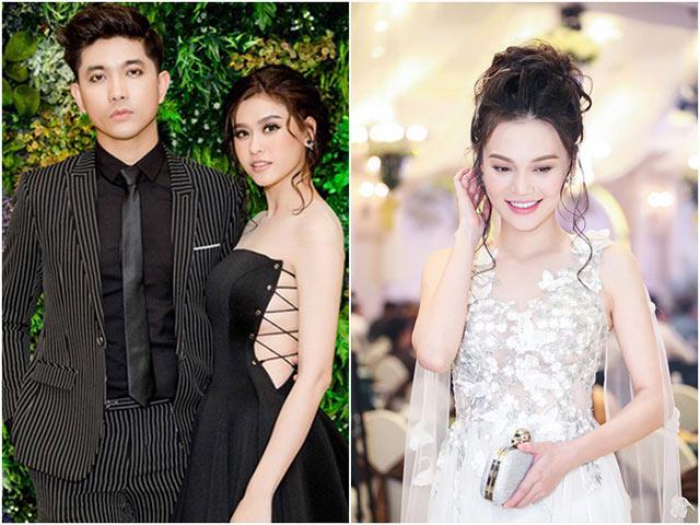 Trương Quỳnh Anh tình tứ bên chồng, Cao Thùy Linh đẹp như công chúa tại sự kiện