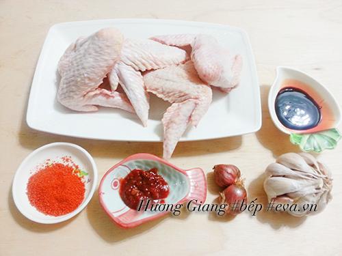 Cuối tuần làm cánh gà nướng muối ớt ăn chơi - 1