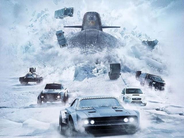 Fast  Furious 8: Vô cùng mãn nhãn, nhưng chưa thỏa mãn đến cùng