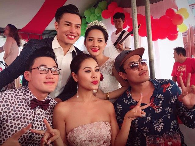 Đám cưới bất ngờ của Quán quân Cười xuyên Việt Bảo Lâm, dàn diễn viên hài hội tụ