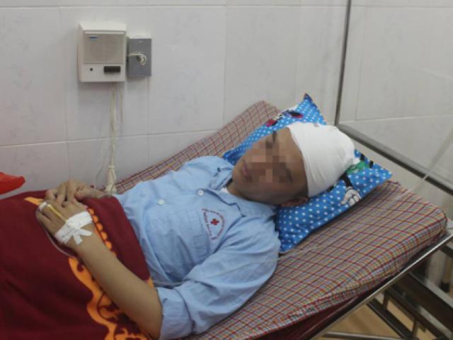 Bác sĩ bị đánh bất tỉnh ở BV Thạch Thất: Tôi mới tiếp xúc bệnh nhân 20 giây thì bị đánh